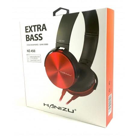 Casco Hanizu Extra Bass HZ-450