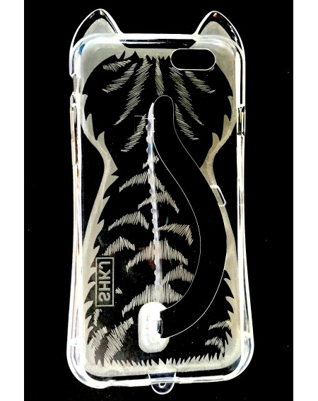 Funda de Gato iPhone 6