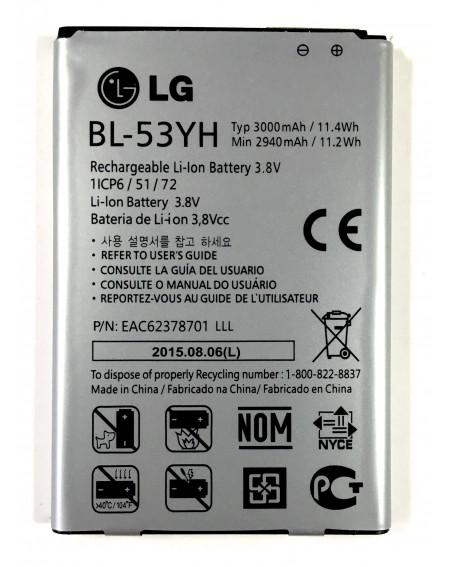 Batería Original LG G3