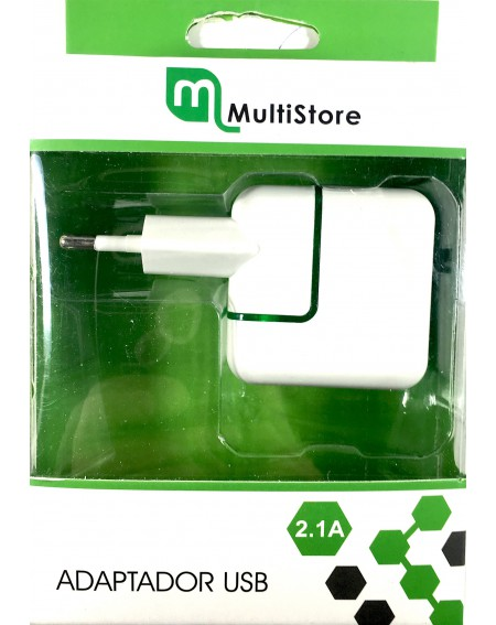 Adaptador Red 2.1A iPad