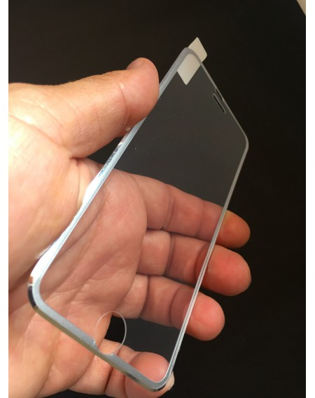Cristal Templado iPhone 6 con Borde Aluminio