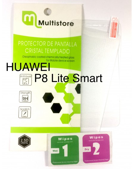 Cristal Protector Huawei P8 Lite Smart