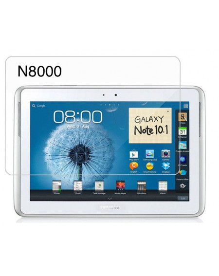 """Cristal Protector Samsung Note 10.1"""" N8000"""