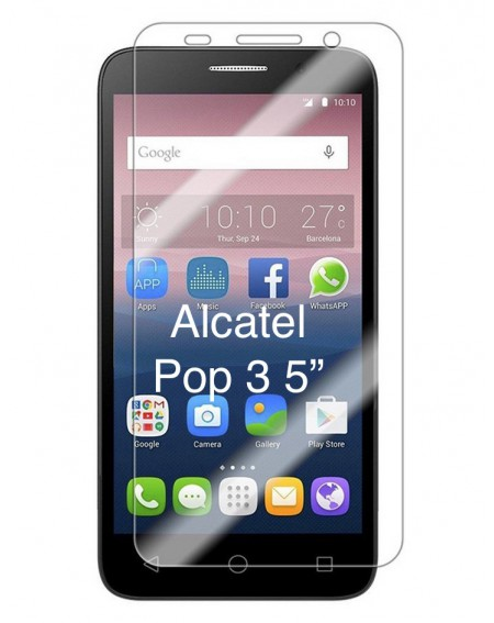 Cristal Protector Alcatel Pop 3 5.0""