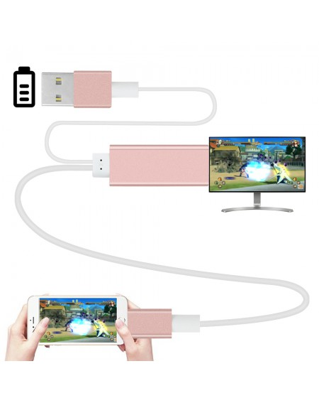 HDTV HDMI Para iPhone y iPad