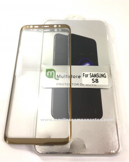 Cristal Protector Samsung S8 (completo)