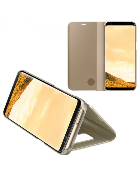 Samsung Clear View Standing Cover S8+
