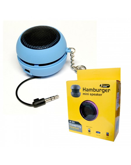 Mini altavoz Hamburguesa
