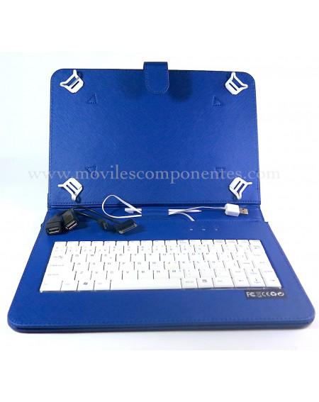 Funda/Teclado 7'' universal tablets
