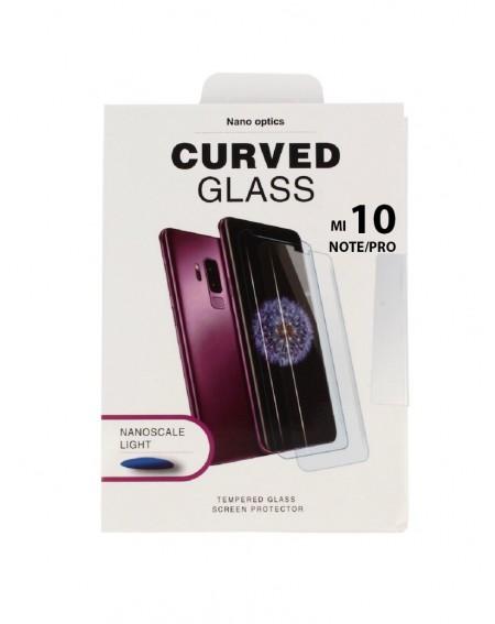 Cristal Protector Curvo UV Xiaomi Mi Note 10 / Pro