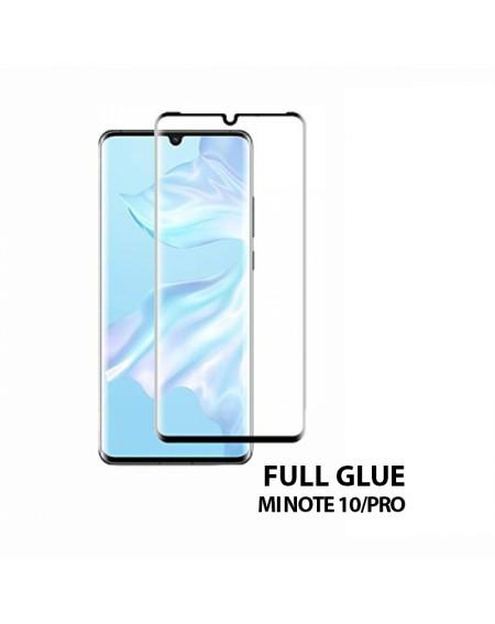 Cristal Protector curvo  FULL GLUE Xiaomi MI NOTE 10 / PRO