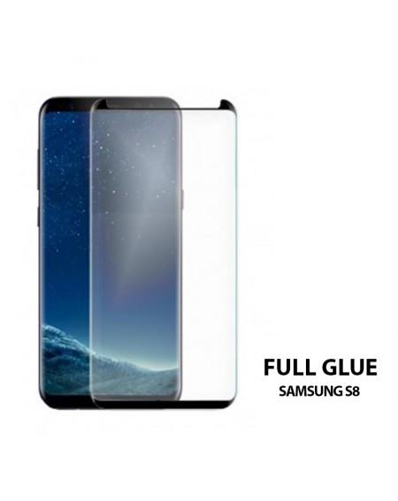 Cristal Protector curvo FULL GLUE Samsung S8