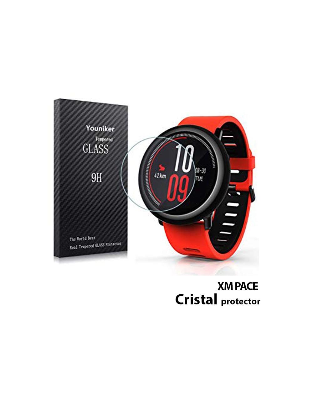 Cristal Protector para reloj Xiaomi Pace