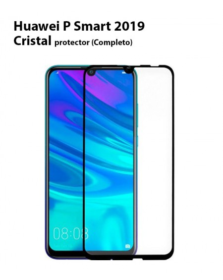 Cristal Protector Huawei P Smart 2019 (Completo)