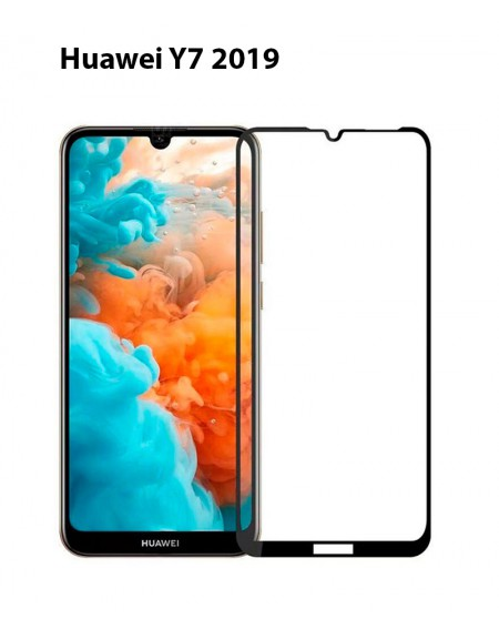 Cristal Protector Huawei Y7 2019 (Completo)