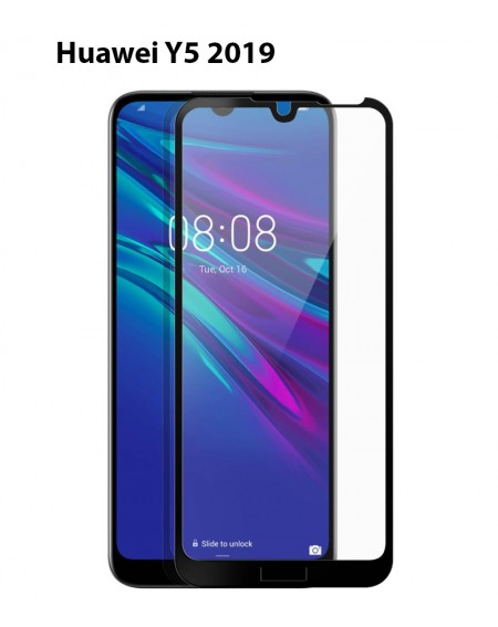 Cristal Protector Huawei Y5 2019 (Completo)