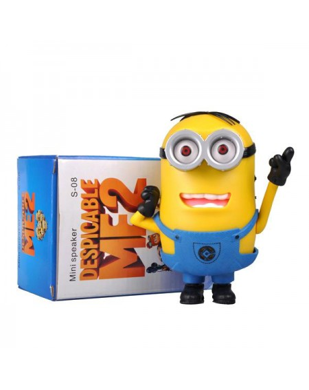 Altavoz Bluetooth Minion